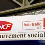 Grève SNCF Avril 2018