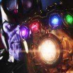 Thanos gant de l'infinité - Easter egg Google